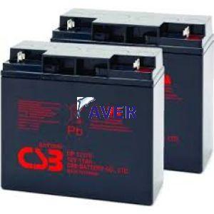 Belkin BERBC60, Belkin F6B750-AVR, Belkin F6C129XBAT Pakiet baterii  2szt akumulatorów 408Whr 5lat