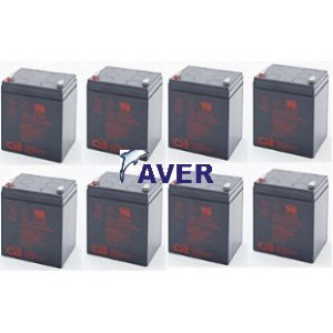 APC Smart UPS SUA3000RMI2U, SUA3000RM2U pakiet baterii 8szt akumulatorów 5lat 490Whr