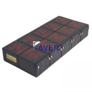 Compaq AF422A - pakiet 10szt akumulatorów HR 5lat 612Whr