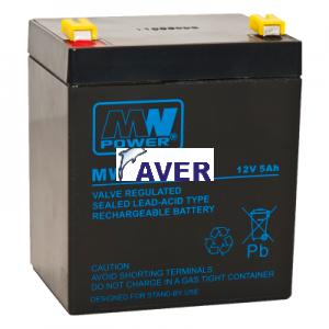 Akumulator  MW 5-12L  12V 5Ah T2