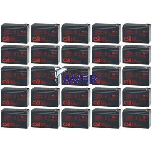 Eaton Powerware PW9120-6000 Pakiet baterii 20 szt akumulatorów 5lat 1728WHr
