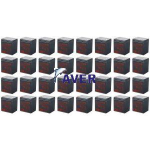 APC SURT8000XLI  pakiet baterii 4x8=32szt akumulatorów 1958Whr 5lat