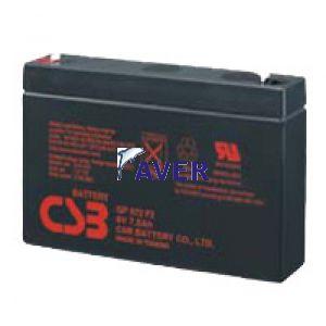 Akumulator   7,2Ah 6V GP 672 CSB