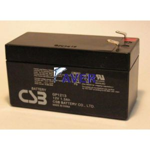 Akumulator   1,3Ah 12,0V GP 1213 GH1213 MW 1,3-12  CSB