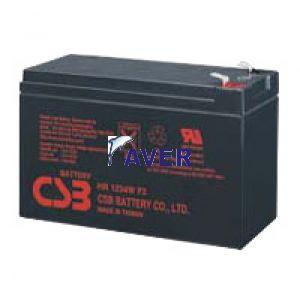 Akumulator   3,4Ah 12,0V GP 1234  GH 1234 CSB