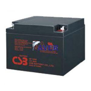 Akumulator  26Ah 12,0V GP 12260 CSB