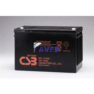 Akumulator 100Ah 12,0V GPL 121000 CSB