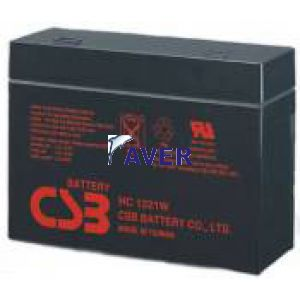Akumulator   5,1Ah 12,0V HC 1221W CSB